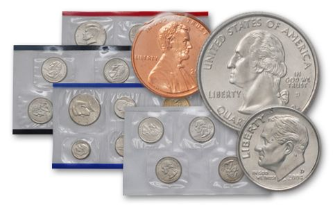 2004 United States Mint Set