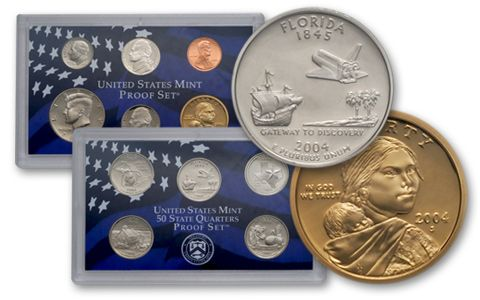 2004 United States Proof Set
