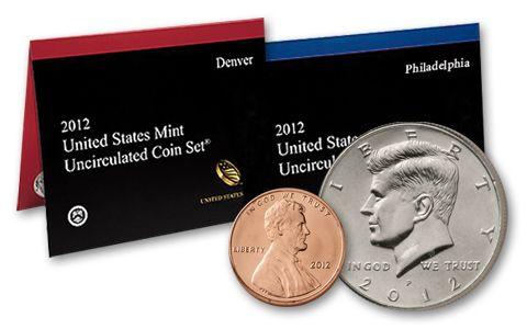 2012 United States Mint Set