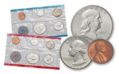 1963 United States Mint Set