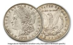 1899-P Morgan Silver Dollar XF