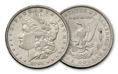 1901-P Morgan Silver Dollar XF