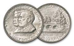 1937-P 50 Cent Antietam BU