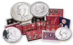 1963-1992 United States Proof 30 Year Set Collection