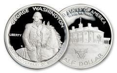 1982-S 50 Cent Washington Proof