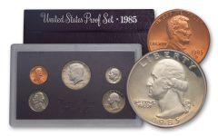 1985 United States Proof Set