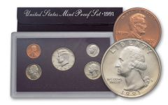 1991 United States Proof Set