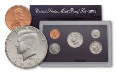 1993 United States Proof Set