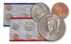1996 United States Mint Set