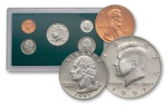 1997 United States Proof Set