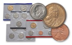 2001 United States Mint Set