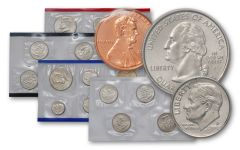 2004 United States Mint Set