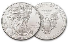 2012 1 Dollar 1-oz Silver Eagle BU
