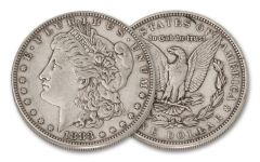 1878–1904 Morgan Silver Dollar XF