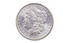 1882-O Morgan Silver Dollar BU