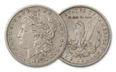 1885-S Morgan Silver Dollar XF