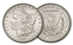 1878-1904 Morgan Silver Dollar BU