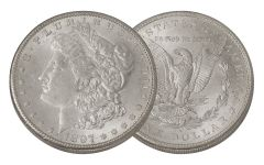 1903-P Morgan Silver Dollar BU