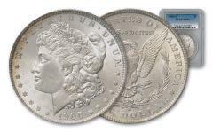 1900-O $1 MORGAN NGC/PCGS MS64