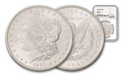 1883-O $1 MORGAN NGC/PCGS MS64