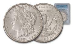 1900-P $1 MORGAN PCGS/NGC MS63