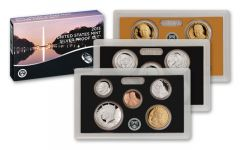 2015 U.S. Silver Proof Set
