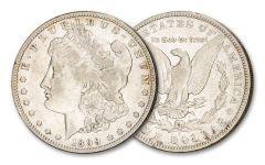 1899-S Morgan Silver Dollar VF
