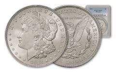 1921-P Morgan Silver Dollar NGC/PCGS MS63
