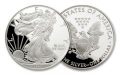 1996 1 Dollar 1-oz Silver Eagle Proof