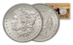1896-P Morgan Silver Dollar Butch and Sundance BU