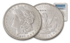 1890-P Morgan Silver Dollar PCGS MS64