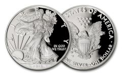 2018-W 1 Dollar 1-oz Silver Eagle Proof