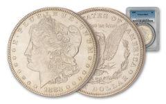 1883-P Morgan Silver Dollar PCGS/NGC MS63