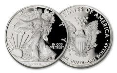 2019-W $1 1-oz American Silver Eagle Proof