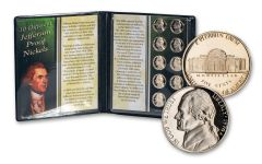 1968-2019 Jefferson Nickel 10-pc Proof Set