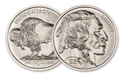 2-oz Silver American Coin Treasures Buffalo Nickel