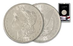 1882-CC Morgan Silver Dollar NGC MS64 GSA Hoard w/Moy Signature