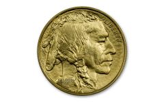 2006-2018 $50 1-oz Gold Buffalo BU