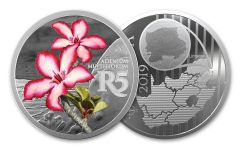 SA 2019 1OZ SILVER IMPALA LILY PROOF