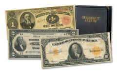 1835–1922 Large-Sized Paper Currency 20-pc Collection