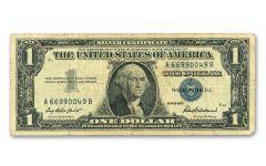 1957 $1 Silver Certificate VF