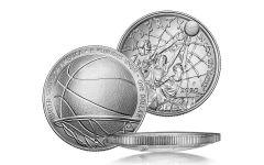2020-D Basketball Hall of Fame Half-Dollar BU