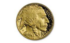 2020-W $50 1-oz Gold Buffalo Proof w/ OGP
