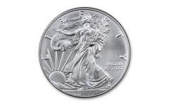 Random Date $1 1-oz Silver American Eagle BU