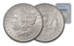 1902-O Morgan Silver Dollar PCGS/NGC MS64