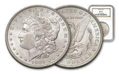 1904-O Morgan Silver Dollar PCGS/NGC MS64