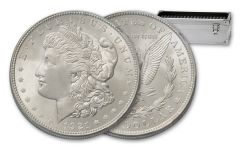 1878–1901 Morgan Silver Dollar 20-pc Collection PCGS XF45–MS64