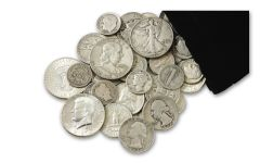 "1892–1964 One-Pound Bag of ""Classic"" U.S. Silver"