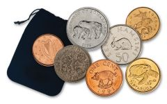 Pouch of Seven Lucky Coins