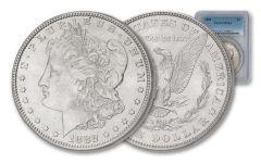 1882-P Morgan Silver Dollar NGC/PCGS MS64